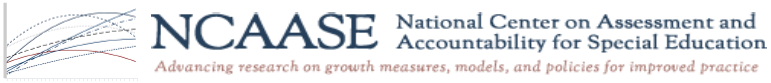 National Center on Assessment and Accountability for Special Education